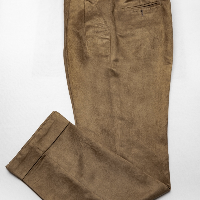 Tailored Khaki Trouser